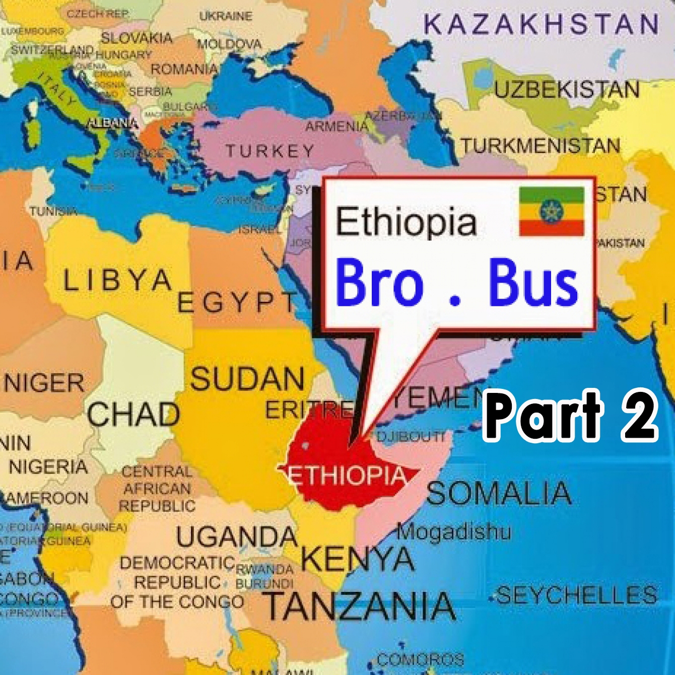Interview With Bro. Bus - Missionary To Ethiopia - Part 2